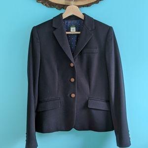 J.Crew cashmere blazer size 6 EUC